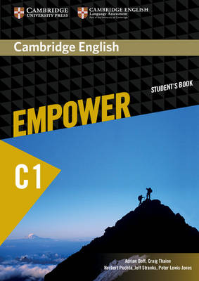 Cambridge English Empower Advanced Student's Book by Adrian Doff