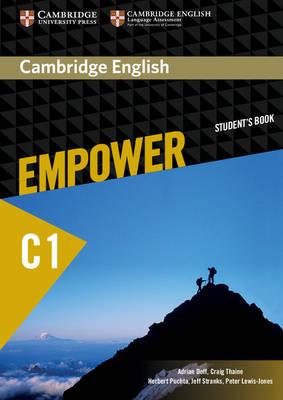 Cambridge English Empower Advanced Student's Book Cambridge English Empower Advanced Student's Book Advanced by Adrian Doff