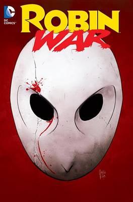 Robin War HC book