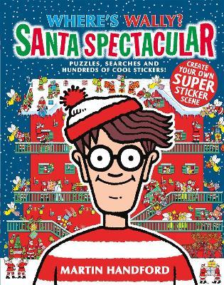Where's Wally? Santa Spectacular book