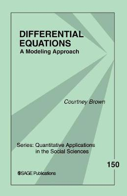 Differential Equations by Courtney M. Brown