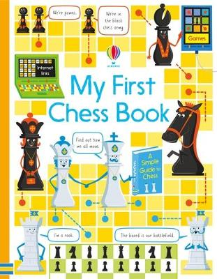 My First Chess Book by Katie Daynes