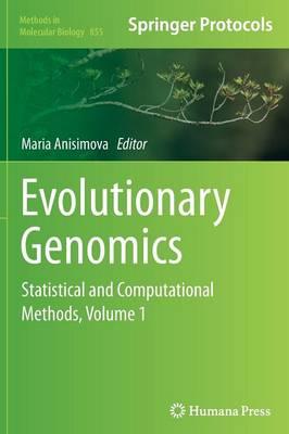 Evolutionary Genomics by Maria Anisimova