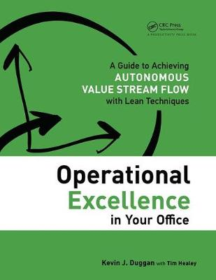 Operational Excellence in Your Office book
