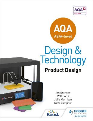AQA AS/A-Level Design and Technology: Product Design book