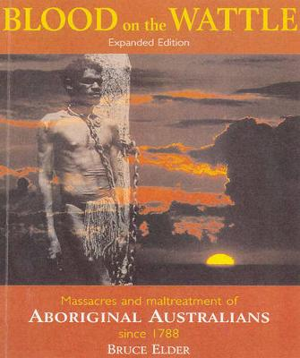 Blood on the Wattle book