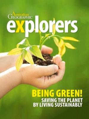 Explorers: Being Green book