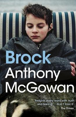 Brock by Anthony McGowan