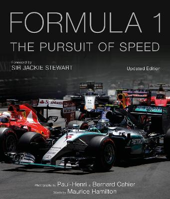Formula One: The Pursuit of Speed by Maurice Hamilton