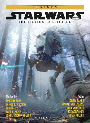 Star Wars Insider: Fiction Collection Vol. 2 book