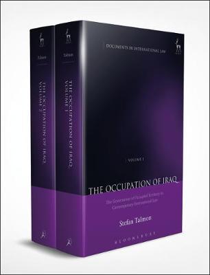 Occupation of Iraq by Stefan Talmon