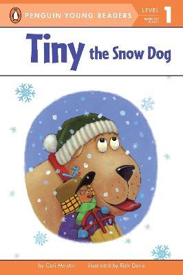 Tiny the Snow Dog book