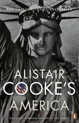 Alistair Cooke's America book