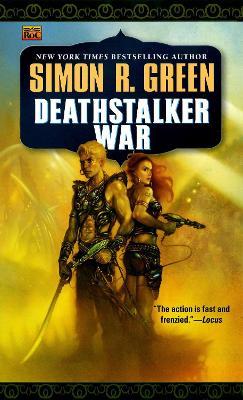 Deathstalker War by Simon Green
