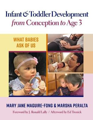 Infant and Toddler Development from Conception to Age 3: What Babies Ask of Us by Mary Jane Maguire-Fong