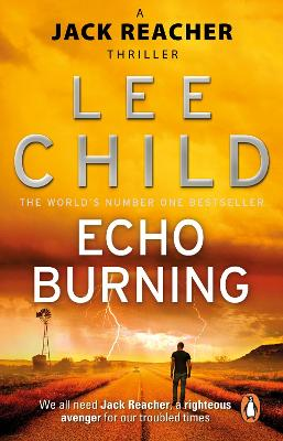 Jack Reacher: #5 Echo Burning by Lee Child