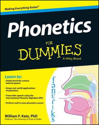 Phonetics for Dummies book