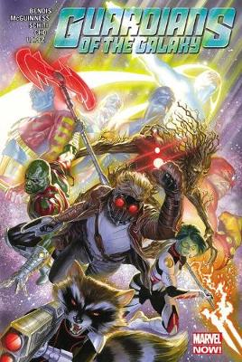 Guardians Of The Galaxy Vol. 3 by Brian Michael Bendis