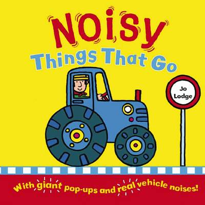 Noisy Things That Go book