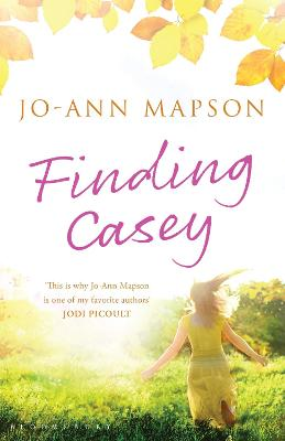 Finding Casey book