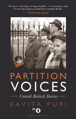 Partition Voices: Untold British Stories book