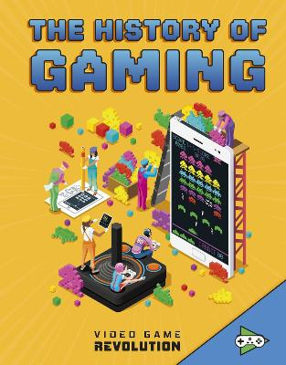 The History of Gaming book