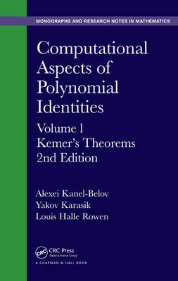 Computational Aspects of Polynomial Identities by Alexei Kanel-Belov