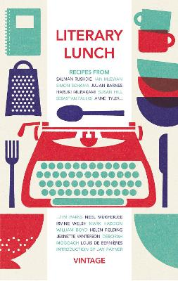 Literary Lunch book