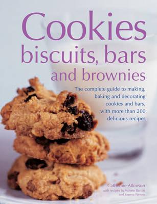 Cookies, Biscuits, Bars and Brownies book