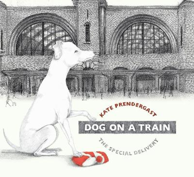 Dog On A Train by