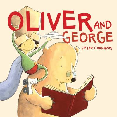 Oliver and George by Peter Carnavas