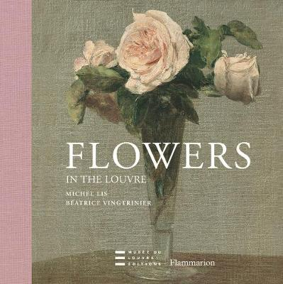 Flowers in the Louvre by Michel Lis