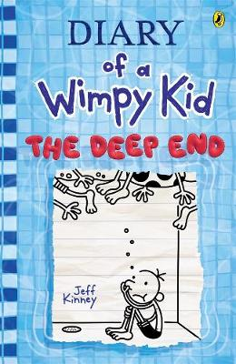 The Deep End: Diary of a Wimpy Kid (BK15) by Jeff Kinney