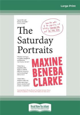 The Saturday Portraits by Maxine Beneba Clarke