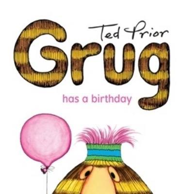 Grug Has a Birthday book