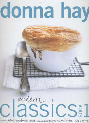 Modern Classics Book One by Donna Hay