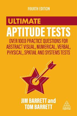 Ultimate Aptitude Tests by Jim Barrett