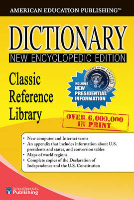 Dictionary, Grades 6 - 12 by American Education Publishing