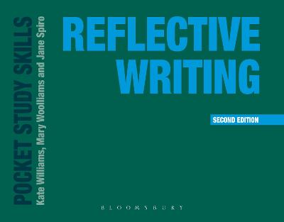 Reflective Writing by Kate Williams