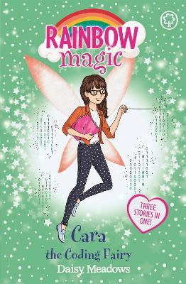 Rainbow Magic: Cara the Coding Fairy by Daisy Meadows
