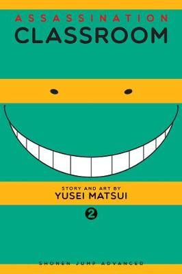 Assassination Classroom, Vol. 2 book