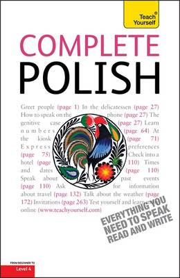 Complete Polish Beginner to Intermediate Course by Joanna Michalak-Gray