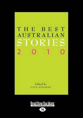 Best Australian Stories 2010 by Cate Kennedy