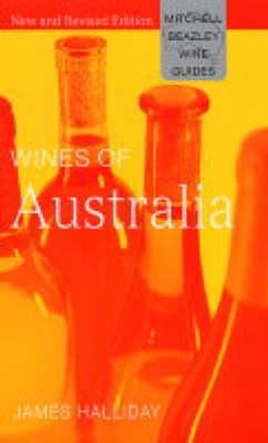 Wines of Australia by James Halliday