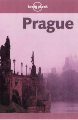Lonely Planet Prague book