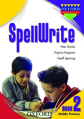 Spellwrite Student Book 2 by Peter Durkin
