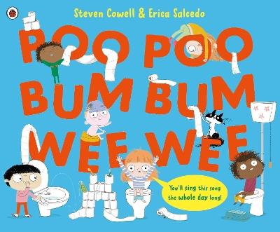 Poo Poo Bum Bum Wee Wee book