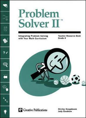 Problem Solver II: Grade 4 Teacher Guide by Alan Stephens