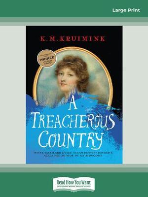 A Treacherous Country by K.M. Kruimink