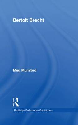 Bertolt Brecht by Meg Mumford